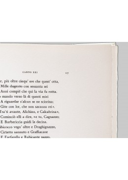 La Commedia - Dante Alighieri
