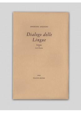 Dialogo delle Lingue -  Sperone Speroni (1500-1588)