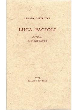 Luca Pacioli da 'l Borgo San Sepolcro