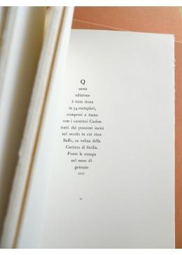30 Sonetti - Giorgio Baffo