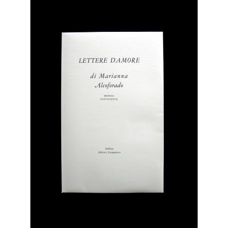 Lettere d'amore della monaca portoghese