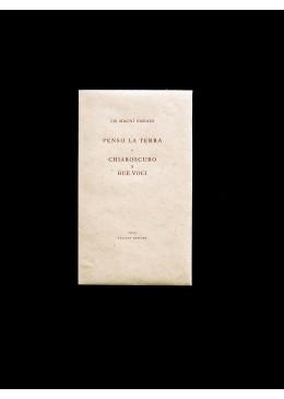 Penso la terra (1964-2001) | Chiaroscuro a due voci (1959-2001)