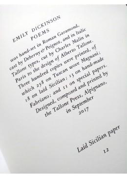 Poems - Emily Dickinson