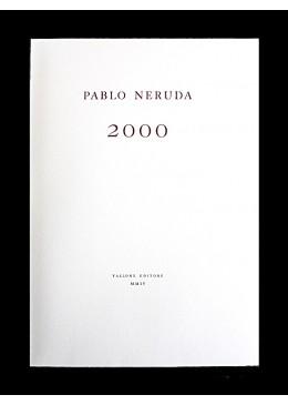 2000 - Pablo Neruda