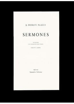Sermones - Horace