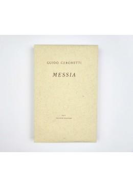 Messia - Guido Ceronetti